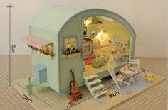 Resultado de imagem para diy blythe dollhouse