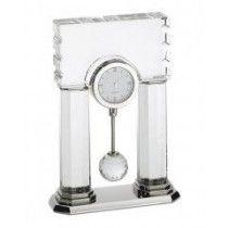 Hanging Ball Crystal Desk Clock