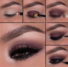 follow me @cushiteflourish Makeup For Brown Eyes
