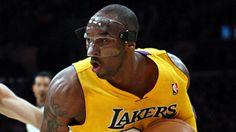 "Kobe Bryant masks his anger as Lakers-Heat ""revenge game"" looms Sunday"