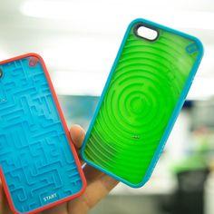 maze ball iPhone case!