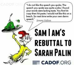 """The Tea Party's big hero - brainless with bravado and an arsenal of big guns.  In describing his tea-bagger Dad, one comedian said that as they watched the debate, and Sarah Palin winked, his Dad turned, and said, """"How did she know I would be watching?""""."""