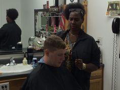 White Oak Barber Shop - Jacksonville, NC, United States. Venus