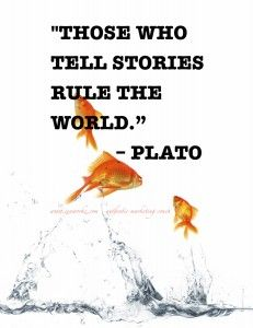 Telling Stories and Ruling the World (apologies to Plato)  http://www.zenworkz.com/blog/?p=929