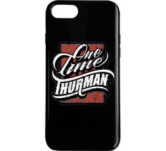 Keith Thurman One Time Champion Boxing Phone Case Keith Thurman, One Time, Boxing, Champion, Phone Cases