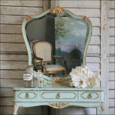 What a great idea - I have a similar dresser from my great grandmother that would be perfect for this project!