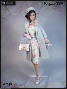 Tenue Outfit Accessoires Pour Fashion Royalty Barbie Silkstone Vintage 1219 | eBay