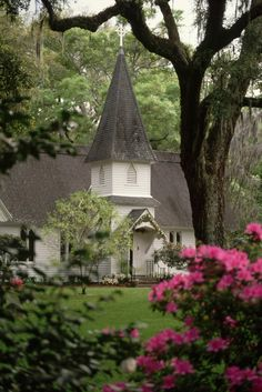 """10. Saint Simons Island, Georgia (Christ Church Frederica © Kelly-Mooney Photography/Corbis) The Spanish came to the islands off the southeast coast of modern-day Georgia 400 years ago seeking gold, but it's the area's natural radiance that's said to have inspired the name """"Golden Isles."""""""