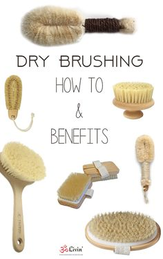 7 Benefits of Daily Dry Brushing, care routines & tips , up - hair - soaps – tattoos ,# essentials just natural products skin care Benefits Of Dry Brushing, Dry Brushing Skin, Dry Skin, Beauty Care, Diy Beauty, Beauty Hacks, Beauty Tips, Beauty Women, Beauty Makeup
