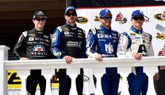 Kahne, Johnson, Earnhardt make final round of Michigan qualifying | Hendrick Motorsports