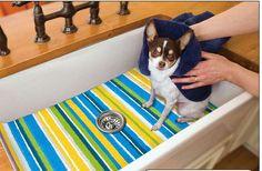Dog Slip-resistant Bath Mat