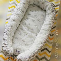 Linen Babynest Babynest Baby Nest Blue Color Baby Nest Baby Nest Bed Linen Indigo BLUE LINEN Baby Nest Blue Cocoon Linen Baby Gift
