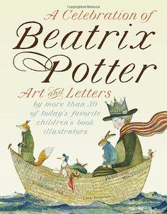 NEW Peter Rabbit Christmas Collection Beatrix Potter Hardcover w// Satin Bookmark