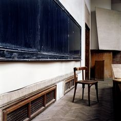 Black Board (Schultafel)  by Christian Gieraths