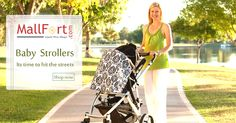 Baby #Strollers are a boon in disguise for dads and moms who like to include their babies in their various outings