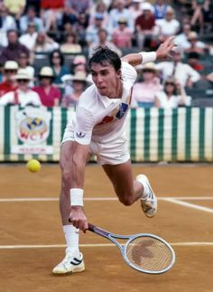 Ivan Lendl - winner 1984, 1986, 1987
