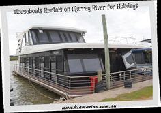 Planning a Murray Houseboat Holiday? Affordable houseboats rentals on the River Murray in Mannum South Australia can be the best option for your next houseboat holiday. A Murray, Murray River, Luxury Houseboats, Houseboat Rentals, Budget Holidays, South Australia, Seasons, This Or That Questions, Seasons Of The Year