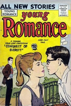 Young Romance  #106