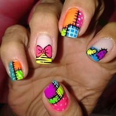 Creative Nail Designs, Simple Nail Art Designs, Creative Nails, Work Nails, Get Nails, Hair And Nails, Beach Toe Nails, Manicure, Nail Art Techniques