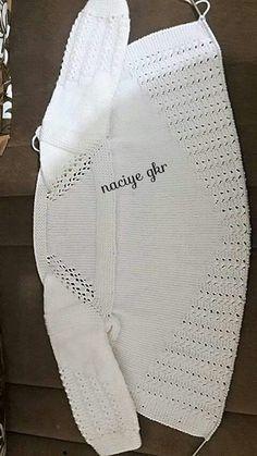 Beyaz hırka