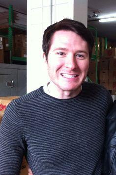 Adam...his smile:)