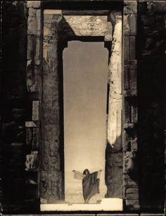 Isadora Duncan by Edward Steichen, 1920; June 1923 issue; © The Estate of Edward…
