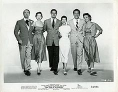 Image result for three coins in the fountain 1954 leads