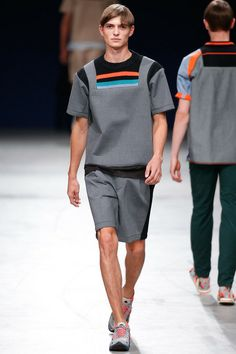 Kolor | Spring 2015 Menswear Collection | Style.com