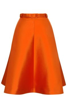 Radzimir A-Line Skirt by Carven Now Available on Moda Operandi