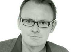 Sean Lock -- from 8 out of 10 cats. one of my favorite comedians!! he's hilarious, and can really rock a suit!