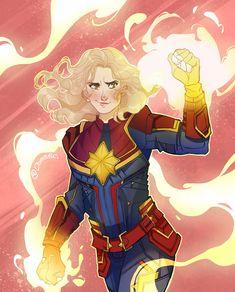 Marvel Comics, Marvel Heroines, Marvel Characters, Cosmic Comics, Marvel Women, Marvel Girls, Comics Girls, Marvel Universe, Captain Marvel Trailer