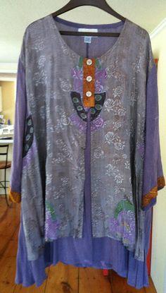 Kusnadi tunic - love the ethnic feel
