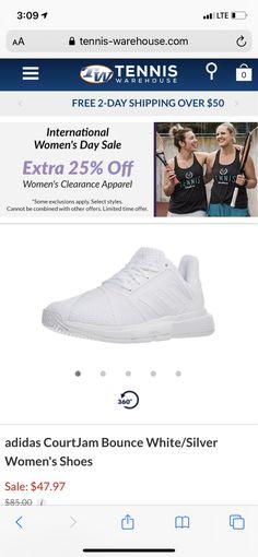 Don't Miss These Deals: Adidas Women's Barricade 2018 Tennis