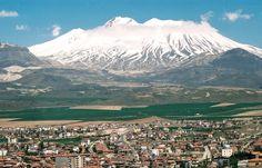 Kayseri Develi Erciyes