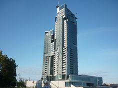 Sea Towers.