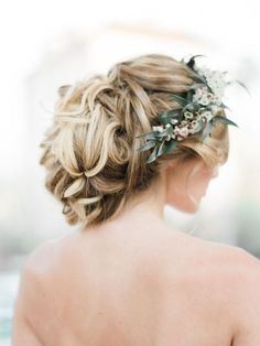 Romantic braided upd