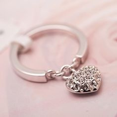 Heart Charms Ring