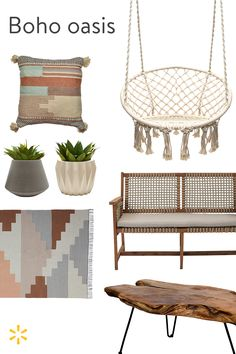 Bring home the desert calm. Leave the tumbleweeds in nature. Shop curated outdoor collections of furniture, decor & more at Walmart.com.