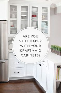 Kraftmaid Cabinet Review (and A Before U0026 After) // 7thhouseontheleft.com