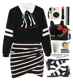 """""""03.10.16"""" by malenafashion27 ❤ liked on Polyvore featuring BeiBaoBao, Pull&Bear, Juicy Couture, Jadicted, i am a, GHD and MAC Cosmetics"""