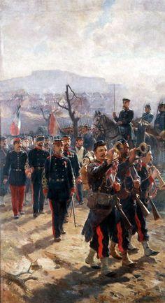 End of empire - September 1870