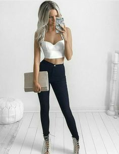 Imagen de clothes, fashion, and girl