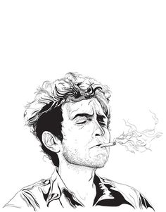 985 best mjamunce images places to visit destinations ideas  bob art print by dave mottram s store society6 bob dylan illustration sketches croquis