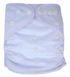 Plain Color Pocket Diaper A15