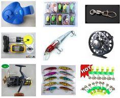 Various Fishing Gear Online