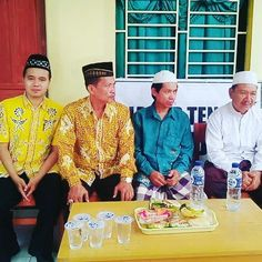 Foto Bersama dengan Jajaran Pengasuh PP Darul Amien Banyuwangi