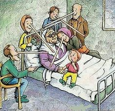 Meaningful Cartoons That Makes You Think 2 - The Effective Pictures We Offer You About Satire writing A quality picture can tell you many things. You can find the most b Cartoon Cartoon, Cartoon Kunst, Pictures With Deep Meaning, Art With Meaning, Caricatures, Satirical Illustrations, Meaningful Pictures, Deep Art, Social Art