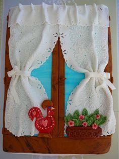 Window Cake