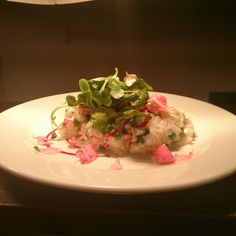 ... spinach risotto | Am a chef. Look... | Pinterest | Risotto and Spinach