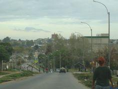 Vista del Santuario del Cerrito de la Victoria, Montevideo